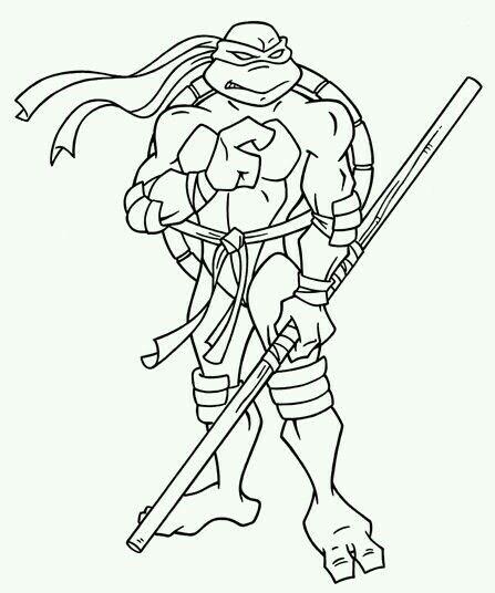 Pin de peggy proost en ninja turtles pinterest dibujos - Plantillas pintar ninos ...