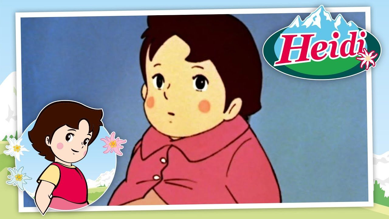 Heidi Episodio 1 Hacia La Montana Youtube Heidi Classic Cartoons Cartoon