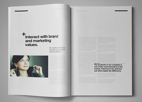 Dsignd Series - Suisse Design Marketing Report on Behance Graphic