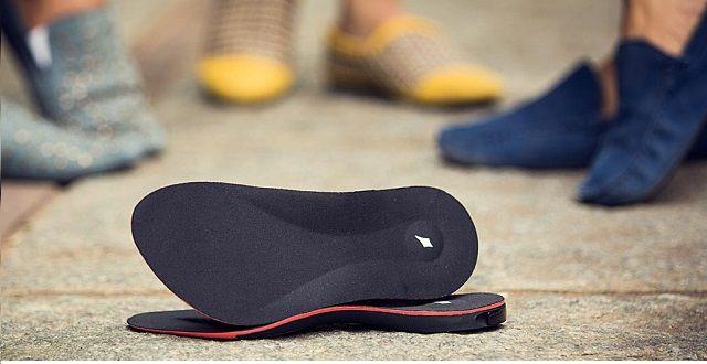 zapato inteligente lechal