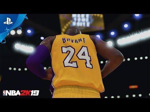 NBA 2K19 Kobe 20th Anniversary MyTEAM Pack Nba, 20th