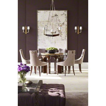 Baker Furniture Arcade Dining Table 8637 1 Thomas Pheasant