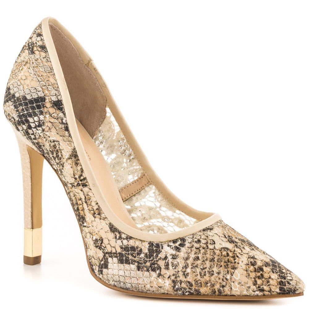 Womens Shoes GUESS Babbitt Natural Fabric