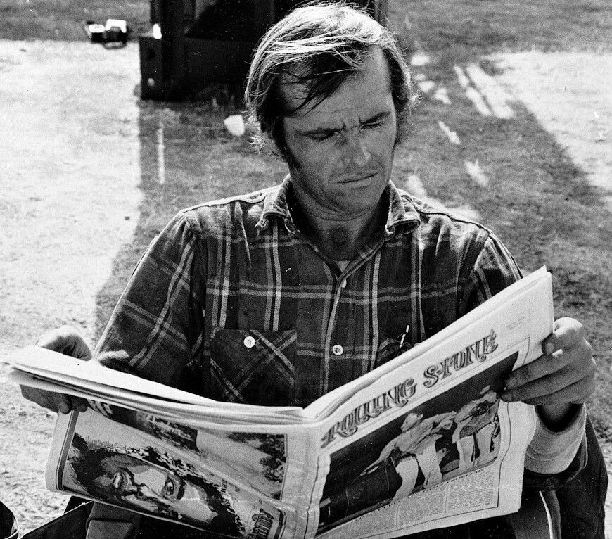Behind the scenes of Five Easy Pieces
