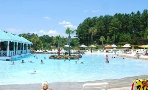 Mississippis 1 family attraction Geyser Falls is a 23acre water