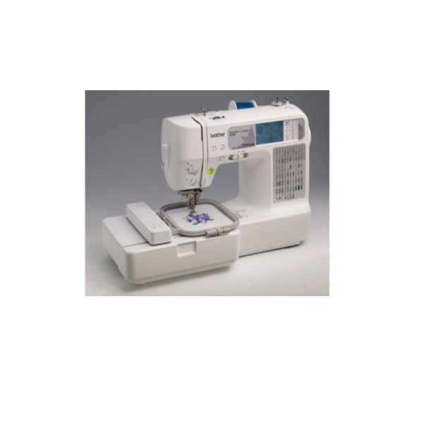 Brother SE40 SE 40 Embroidery Sewing Machine Refurbished Adorable Brother Se400 Computerized Sewing And Embroidery Machine Refurbished