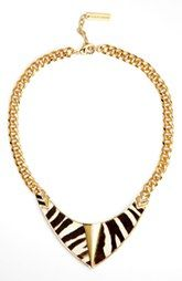 Vince Camuto 'Call of the Wild' Bib Necklace (Nordstrom Exclusive)