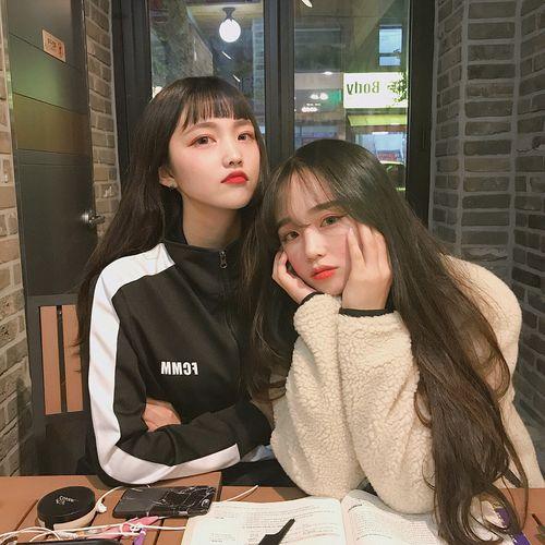 Imagen De Friendship, Girl, And Ulzzang