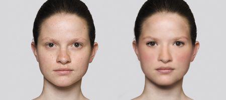 The 'No Makeup' Look