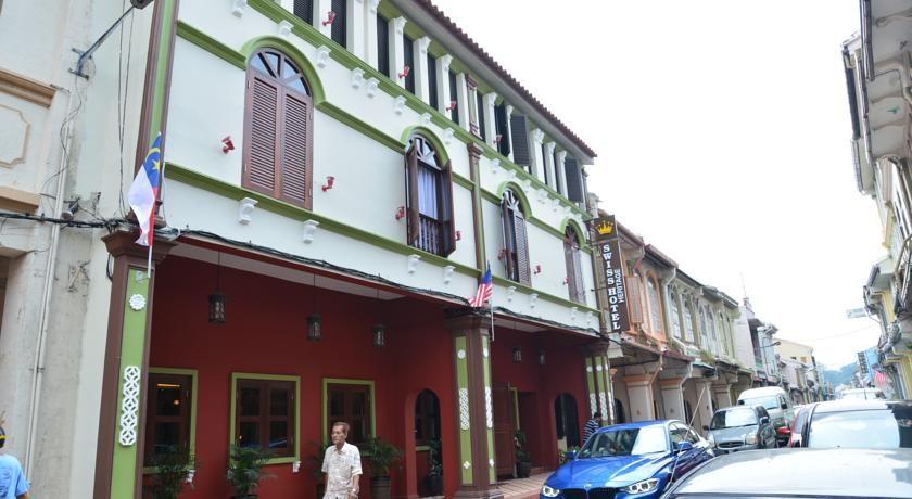 Swiss Hotel Heritage Boutique, Melaka, Malaysia - Booking.com