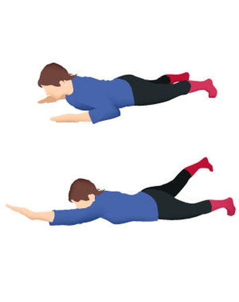 10 exercices pour muscler son dos en douceur