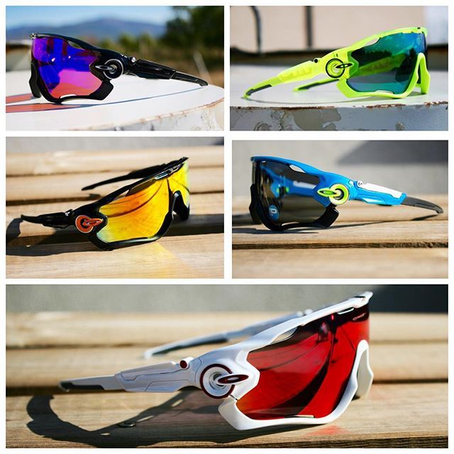 Choose your colours and customise your  jawbreaker  oakleycustom   oakleysunglasses  oakley  custom  outdoorevasion c3db614a2acc