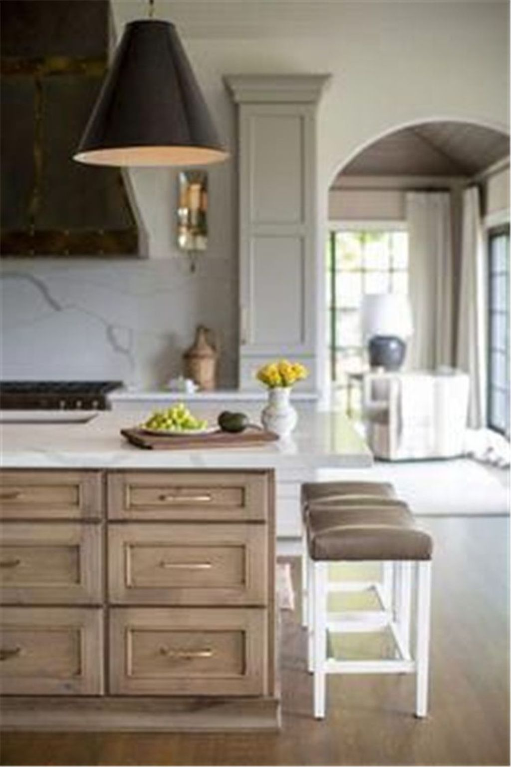 30 Awesome Farmhouse Kitchen Cabinets Design Ideas Home Decor Kitchen Farmhouse Kitchen Cabinets Modern Farmhouse Kitchens