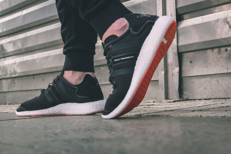 Y3 Yohji Run Boost Sneakers - Launched