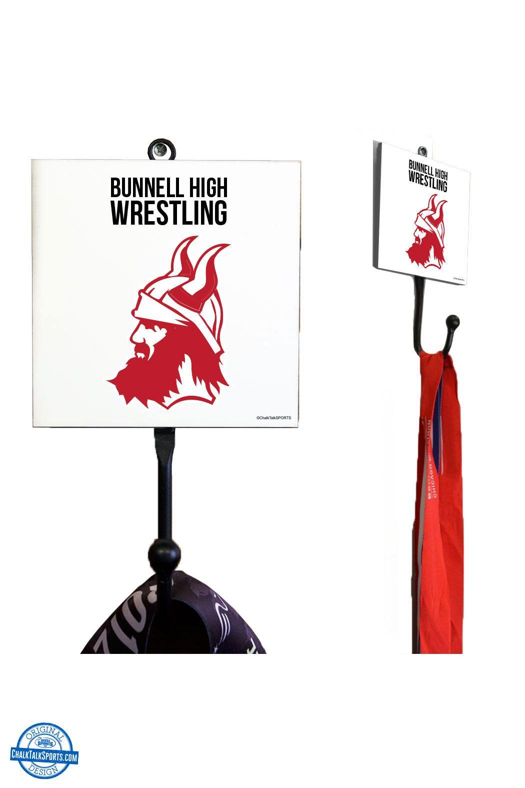 Wrestling Room Design: Show Your School Spirit With Our Wrestling Sport Hooks
