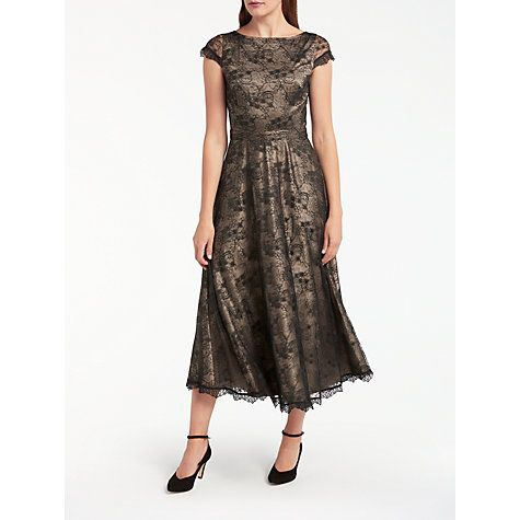 Bruce oldfield black lace dress