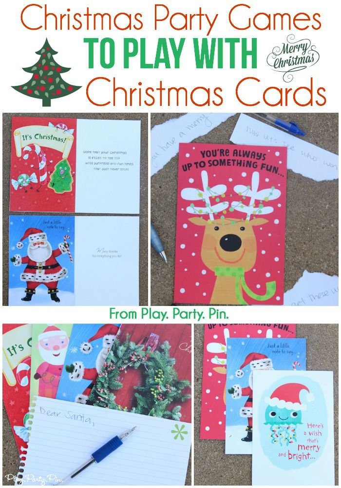 Mix things up this year with one of these creative Christmas party - christmas cards sample