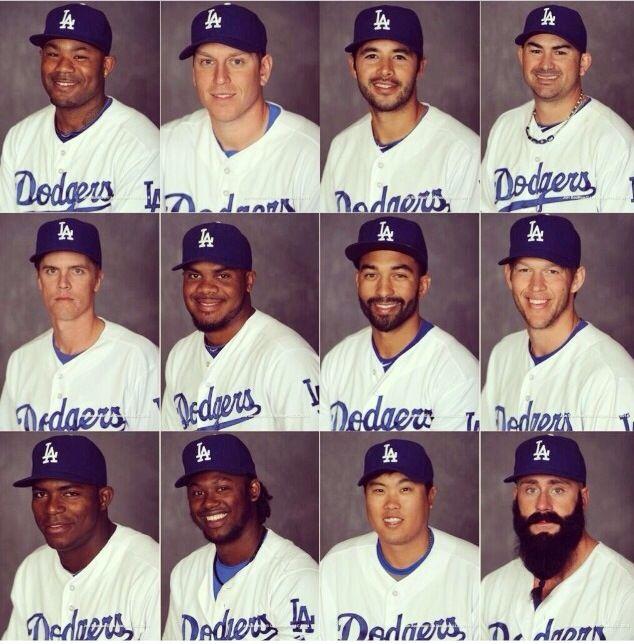 The Boys In Blue Dodger Lineup Dodgers Girl Dodgers Dodgers Nation