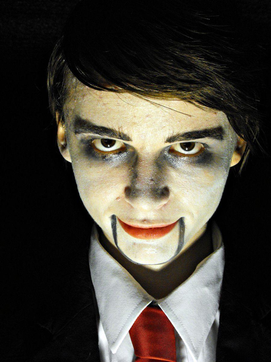 ventriloquist puppet makeup | Halloween | Pinterest | Puppet makeup