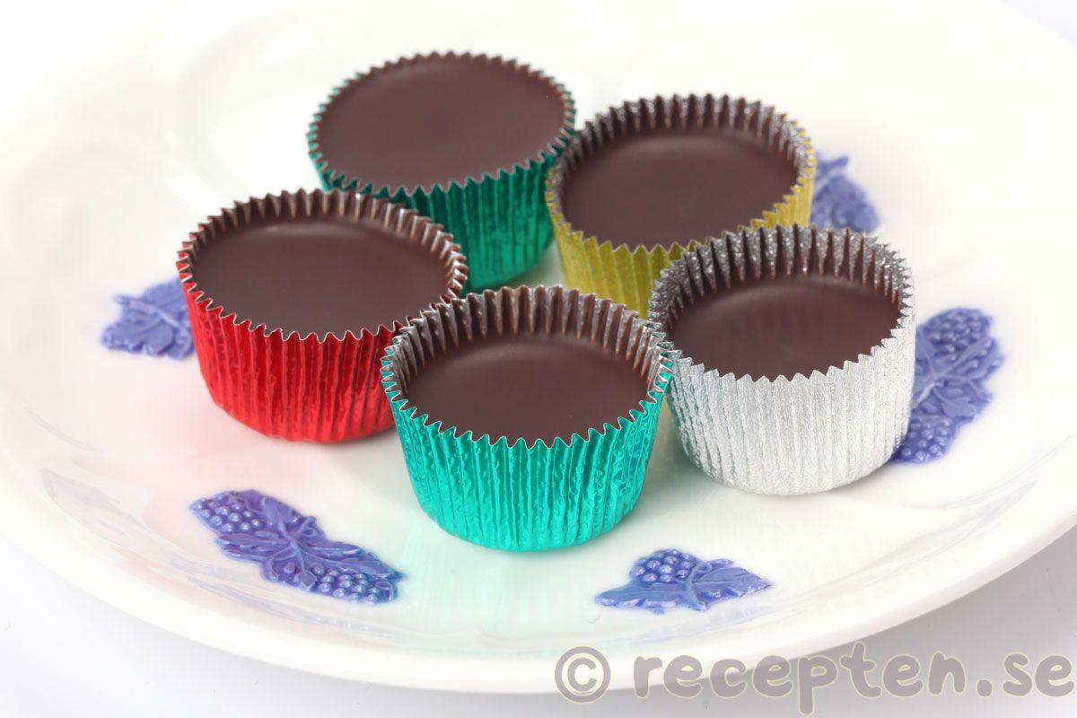 Ischoklad | Recept | Julgodis, Mat, Recept på godis