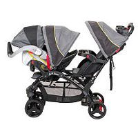 Baby Trend Eclipse Sit 'n Stand Double Stroller - Spark