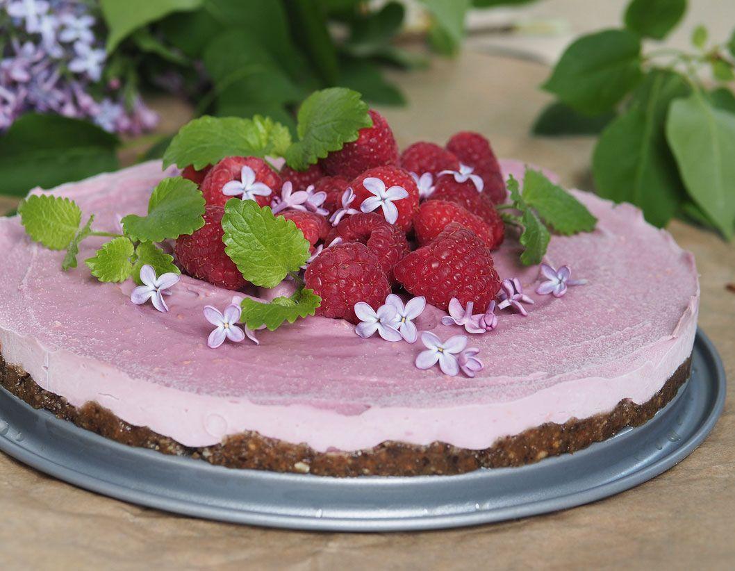 mjölkfri cheesecake recept