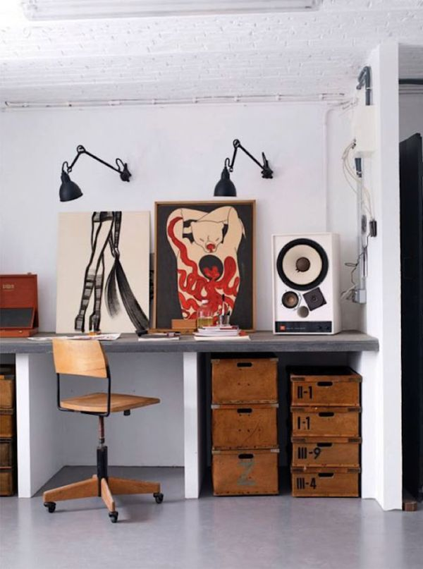 para montar tu despacho en casa blog tendencias y decoracin