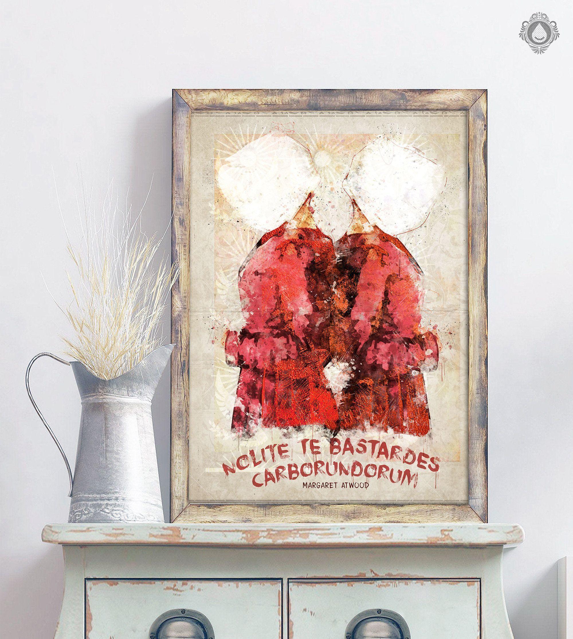 Nolite Te Bastardes Carborundorum - The Handmaid's Tale - Margaret Atwood - Printable Art - For Book Lovers #margaretatwood Nolite Te Bastardes Carborundorum - The Handmaid's Tale - Margaret Atwood - Printable Art - For Book Lovers #margaretatwood Nolite Te Bastardes Carborundorum - The Handmaid's Tale - Margaret Atwood - Printable Art - For Book Lovers #margaretatwood Nolite Te Bastardes Carborundorum - The Handmaid's Tale - Margaret Atwood - Printable Art - For Book Lovers #margaretatwood Noli