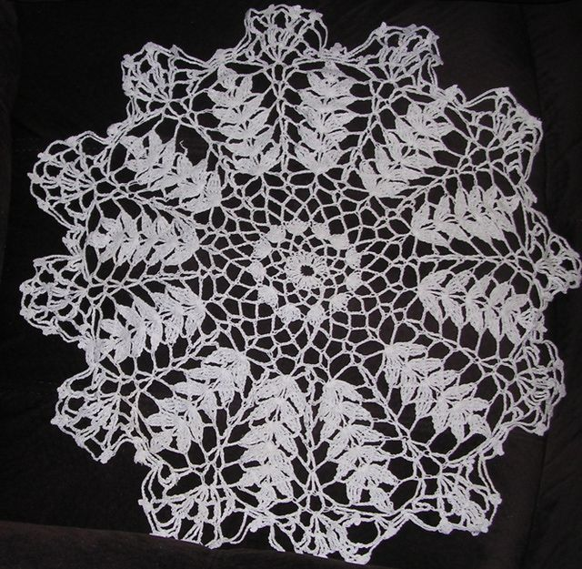 Decorate Your Home With These Free Crochet Doily Patterns Crochet