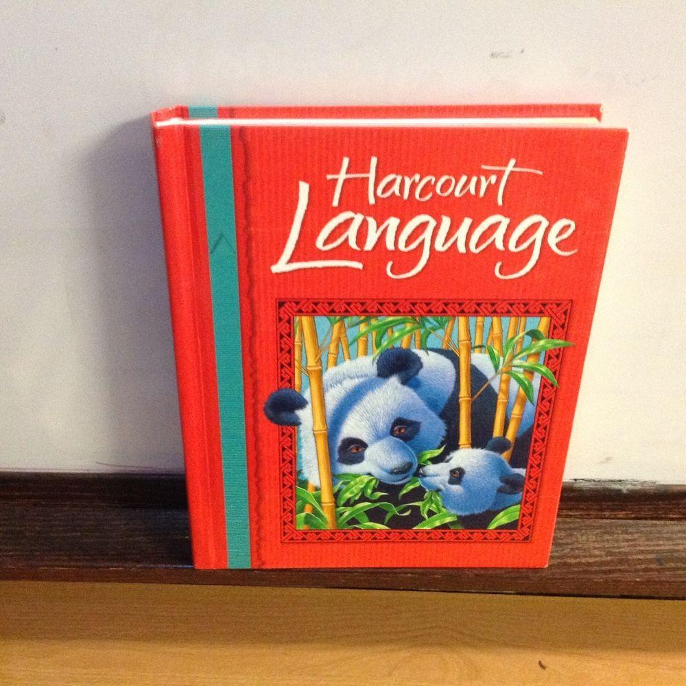 Harcourt language grade 3, grammar, usage, mechanics, composition