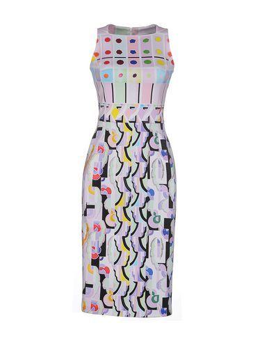 PETER PILOTTO Knee-Length Dress. #peterpilotto #cloth #dress