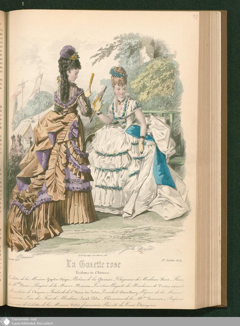 229 - No 13 - La Gazette rose - Seite - Digitale Sammlungen - Digitale Sammlungen