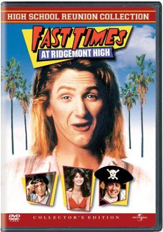 Fast Times at Ridgemont High (Collector's Edition): Sean Penn, Amy Heckerling