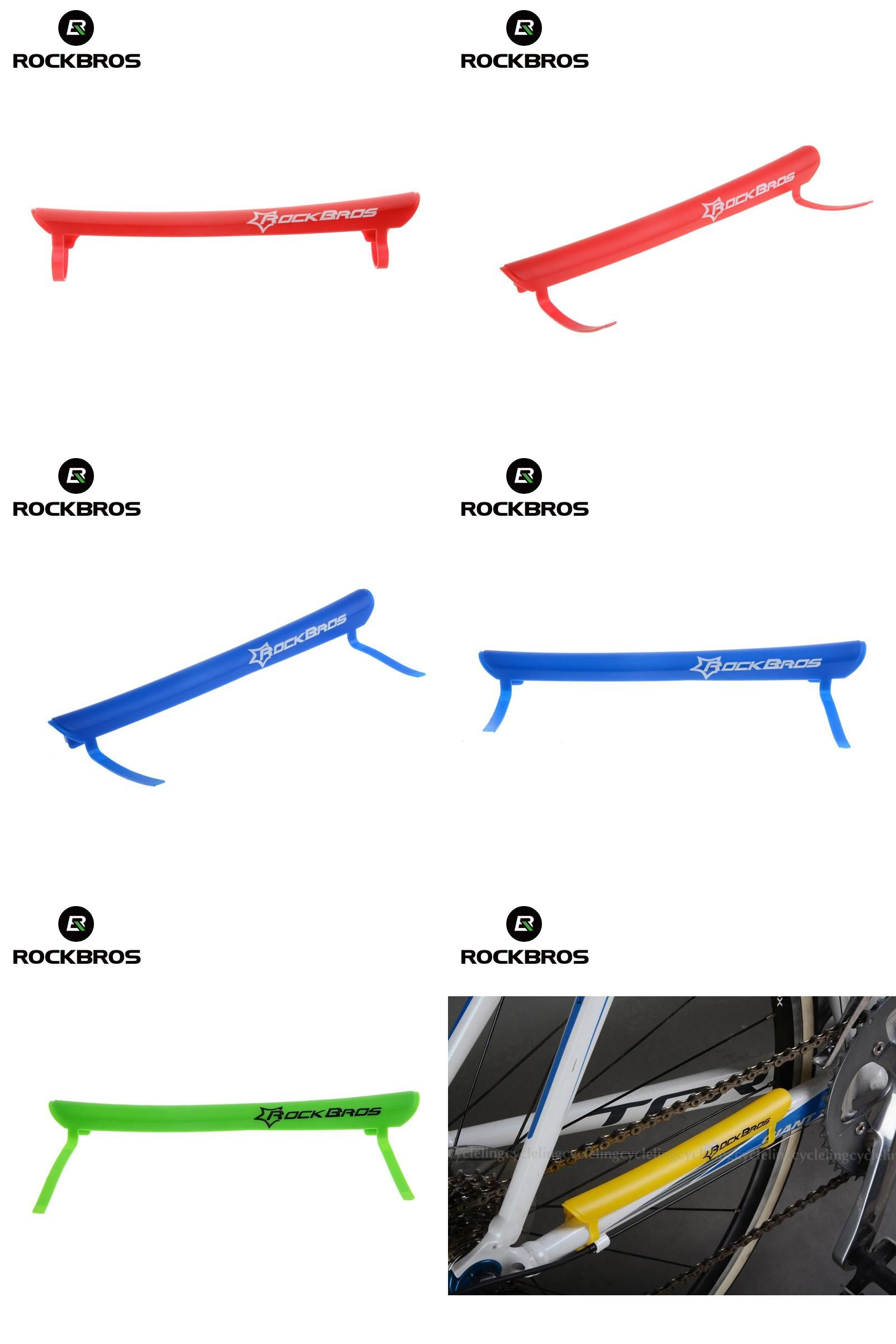 Visit To Buy Rockbros Bicycle Chain Pad Protector Cover Bike