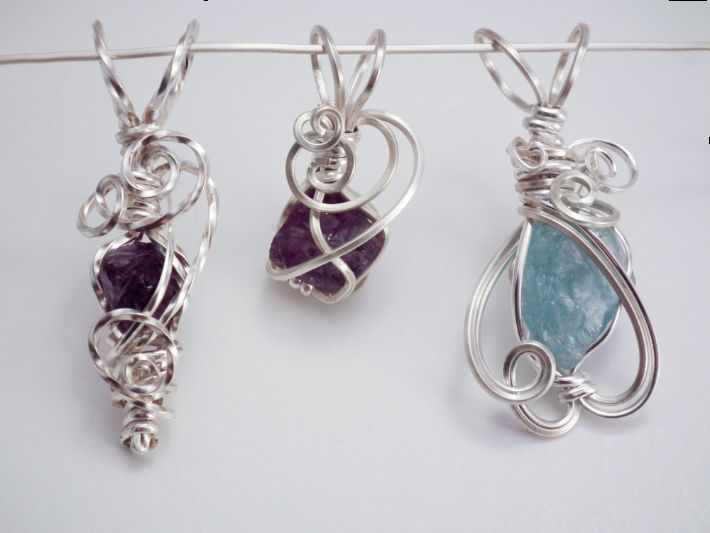 Photo of 5 Twisted Secrets to Wire Wrapping Small Stones