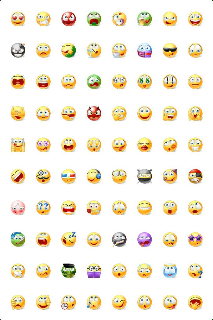 22 Skype And Facebook Emoticons For Inspirations Designurge Facebook Emoticons Emoticon Custom Icons