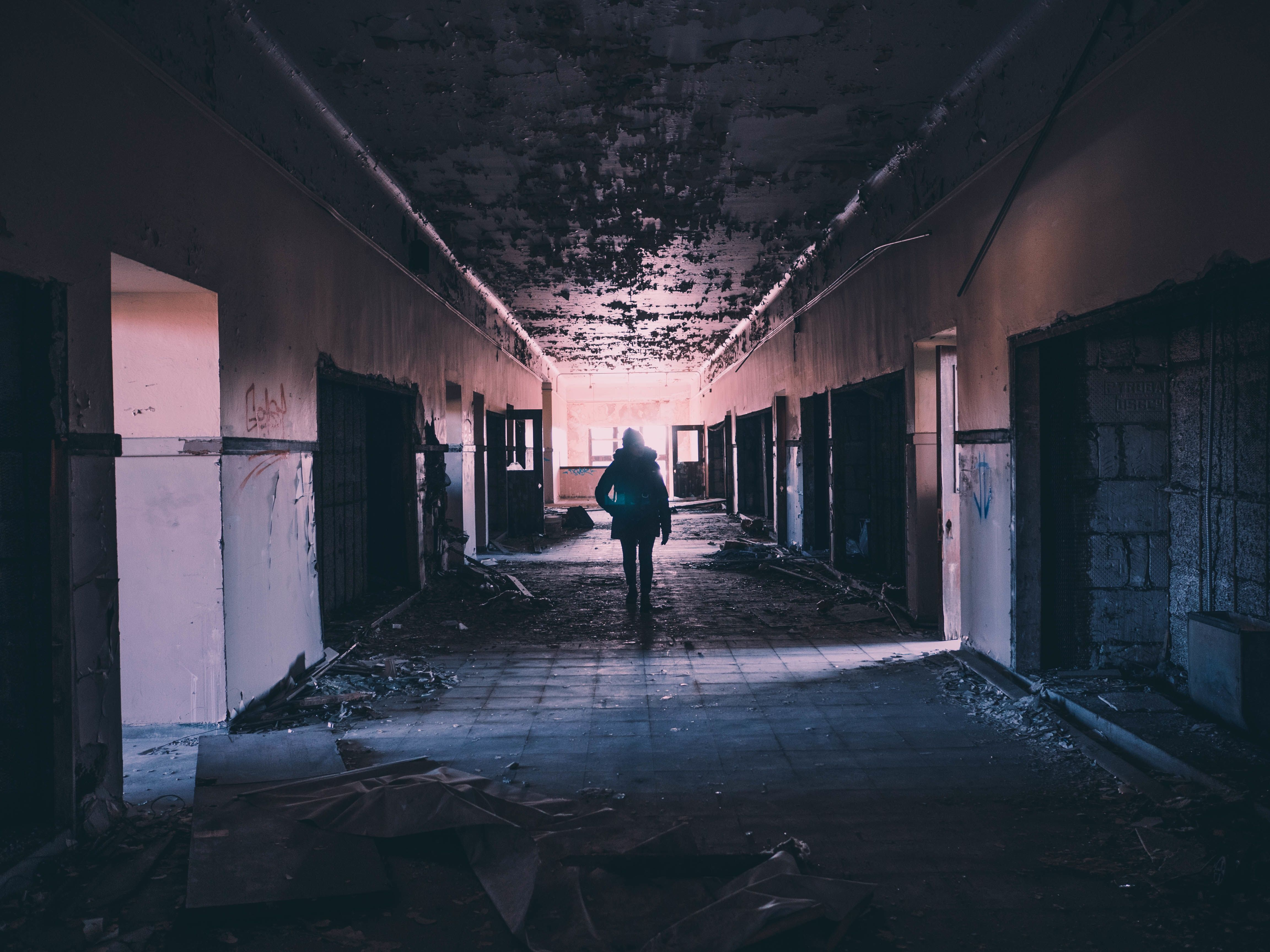 Writers! Check out this list of 6 abandoned locations that are perfect for your next story.