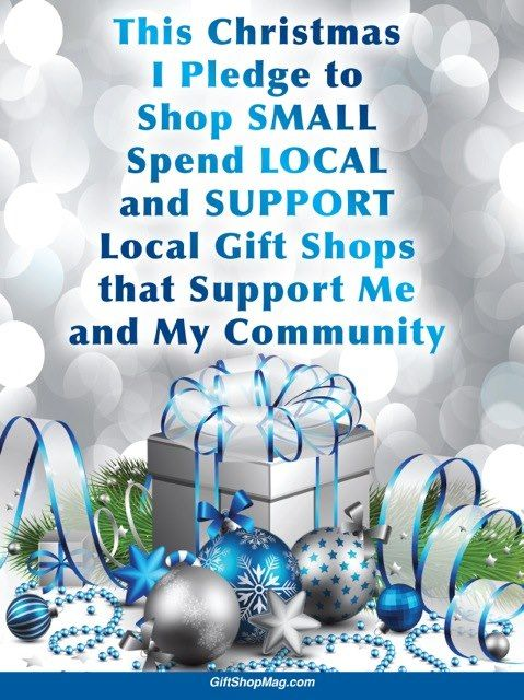 Stand behind your local businesses this holiday season!
