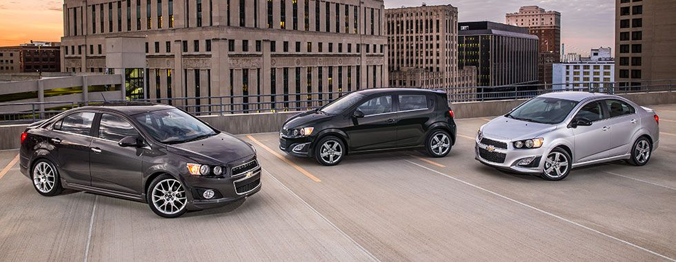 2016 Chevy Sonic Dusk Rs Hatchback At Chevrolet Cadillac Of Santa Fe