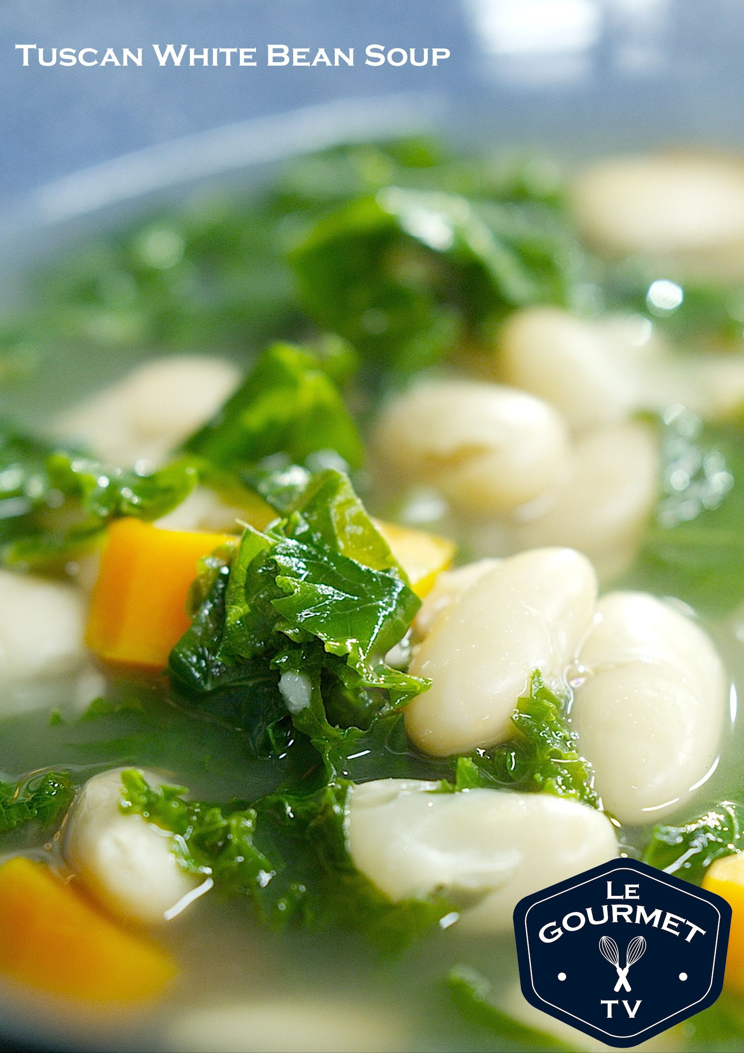Nothing as satisfying as this soup!  Recipe with Video.