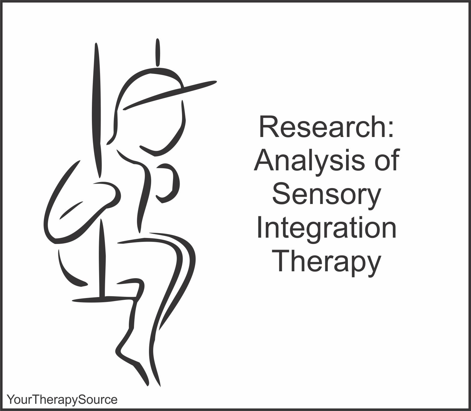 Research: Analysis of Sensory Integration Therapy