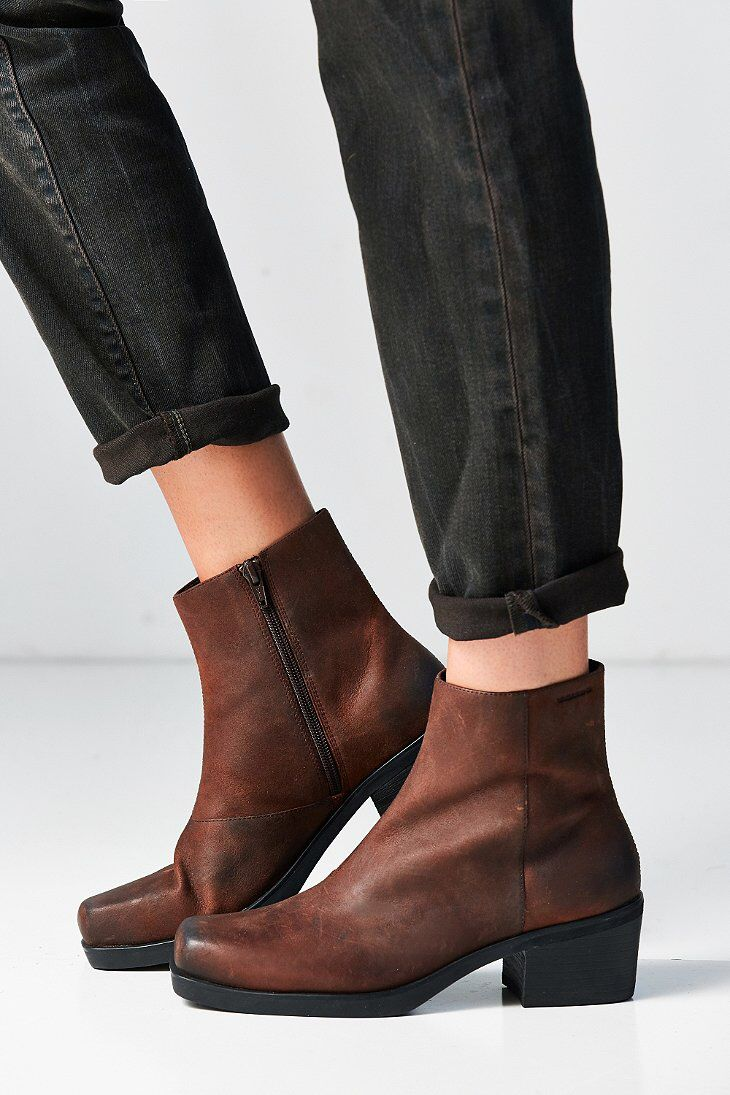 8f940f34d6f5c Vagabond Ariana Leather Ankle Boot | Shoe/boot snobbery in 2019 ...