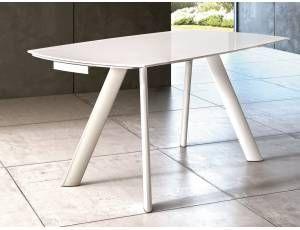 Romance tavolo rettangolare allungabile - Tavolo rettangolare ...