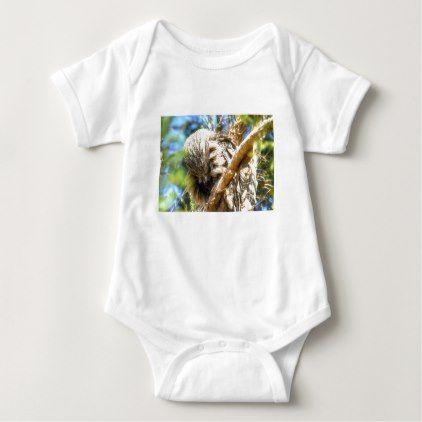 #cute #baby #bodysuits - #TAWNY FROGMOUTH RURAL QUEENSLAND AUSTRALIA BABY BODYSUIT