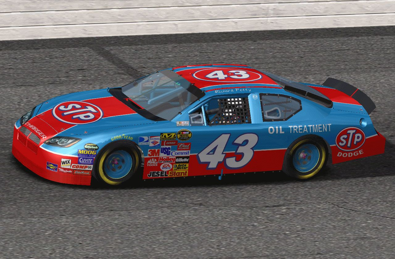 Richard Petty Richard Petty Morganzilla Its Important