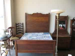 Best This Awesome Old Bed Is From The For Sale Antique Section 400 x 300