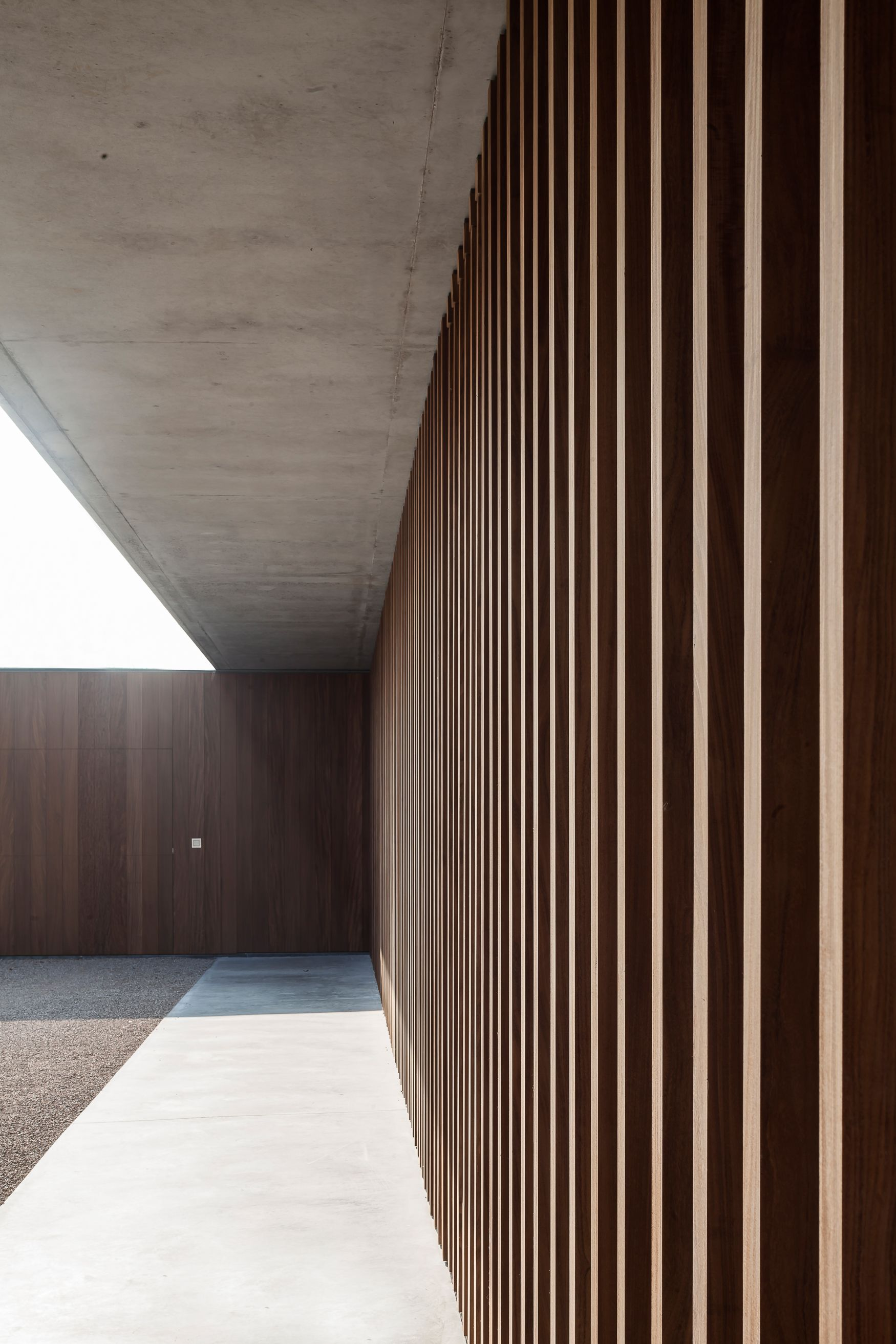 House P by Govaert & Vanhoutte architects I interior realised by ...