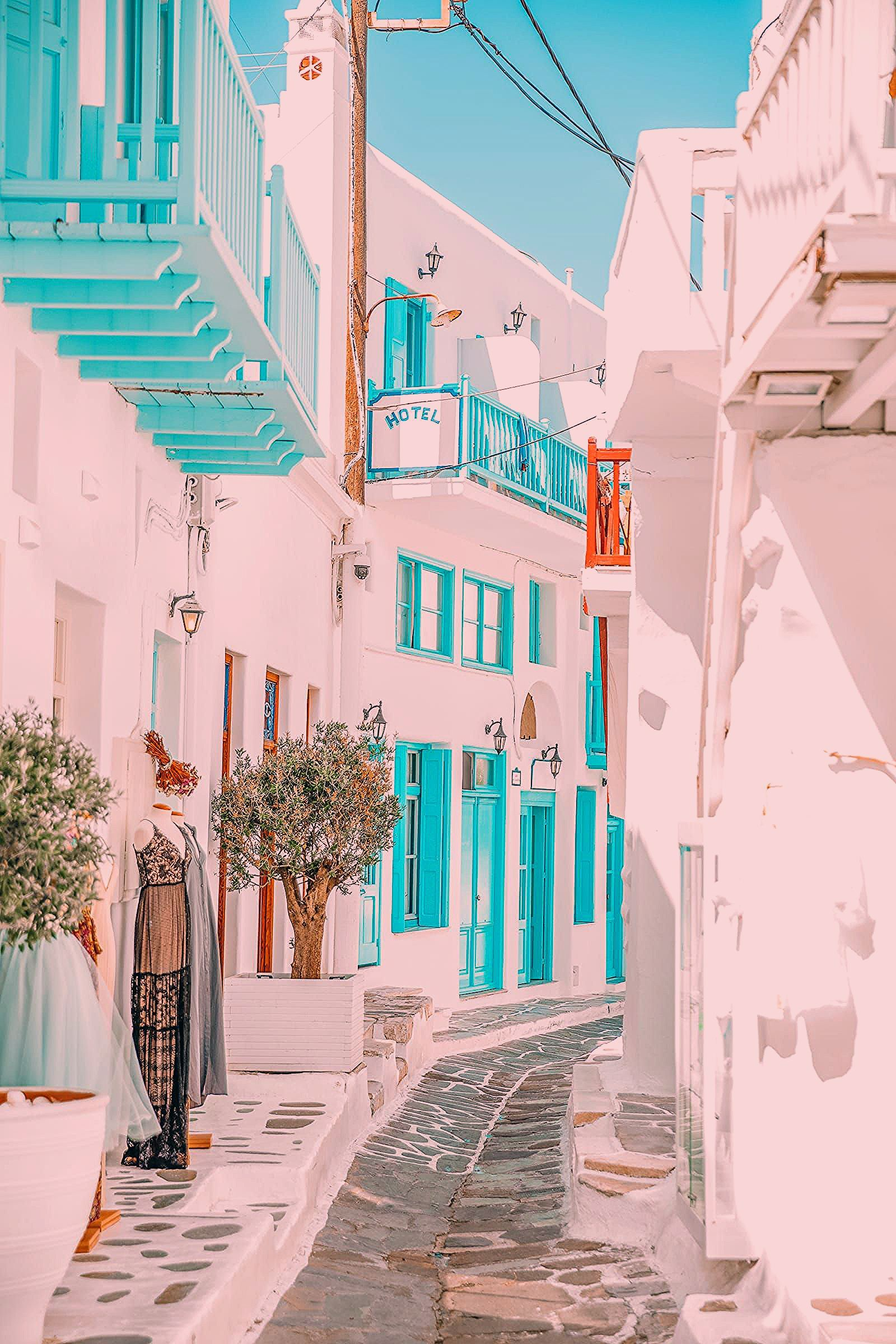 Photo of 19 Best Places In Greece To Visit