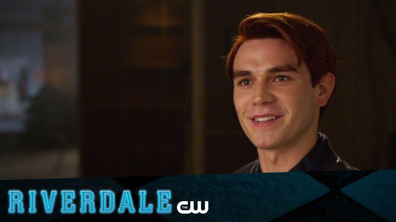 Riverdale   KJ Apa Interview   The CW