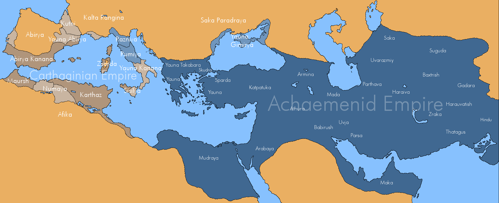 Img Persian Empire Map Persian Empire Persian Warrior